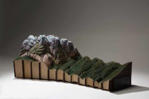 Artist Creates Amazing Sculptures By Carving Books