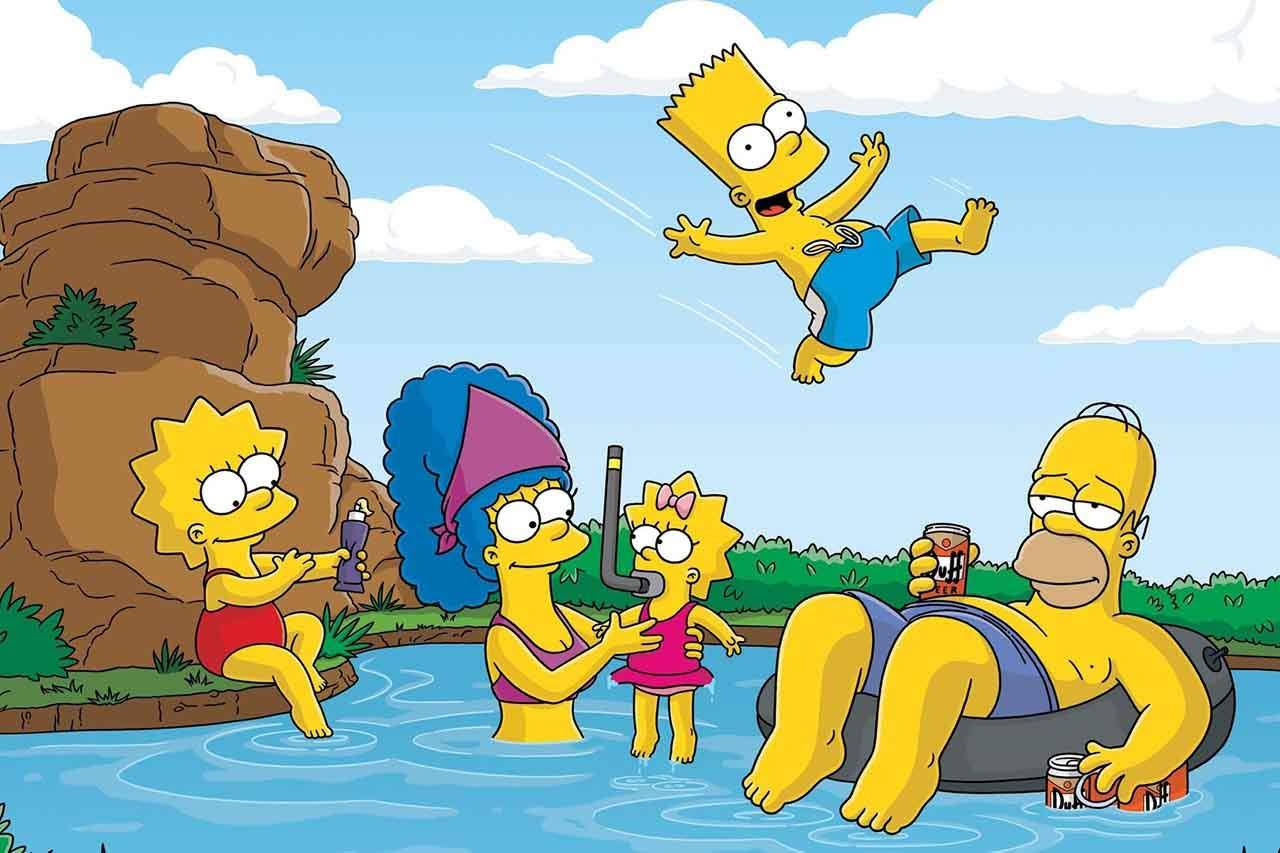 14 Lesser Known 'The Simpsons' Facts