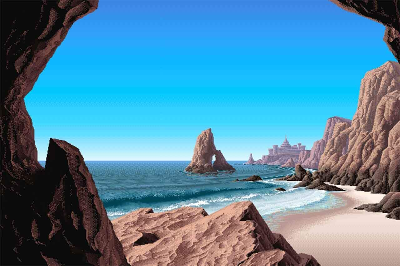 16-Bit Nature GIFs That Will Take You Back To 90s