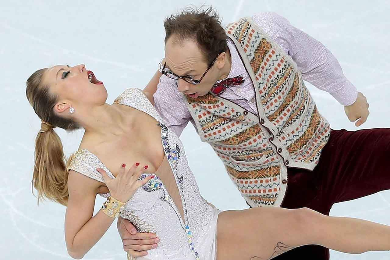 20 Majestic Mid-Performance Faces Of Olympic Figure Skaters
