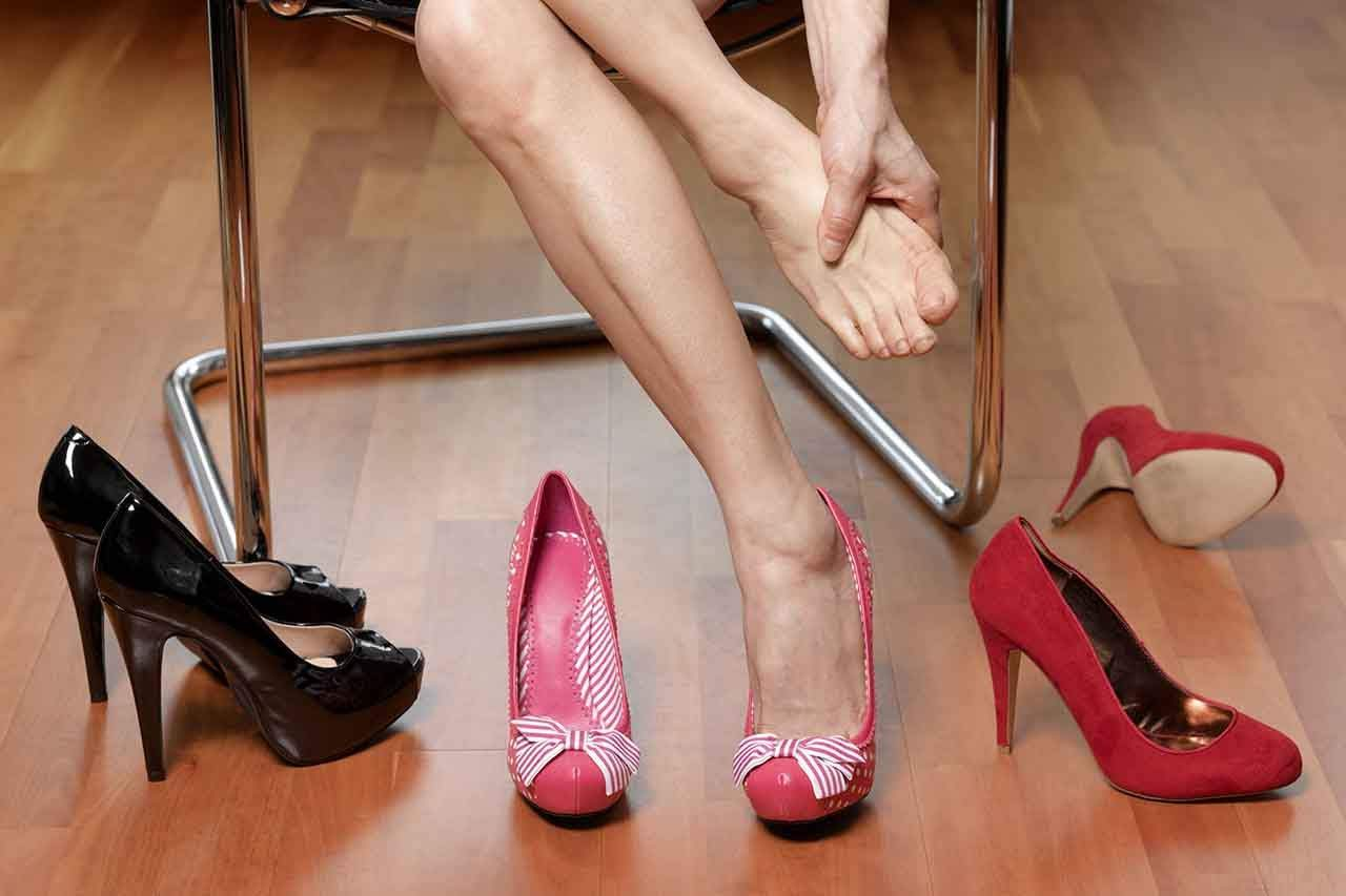 6 Tricks To Wear High Heels Without Pain
