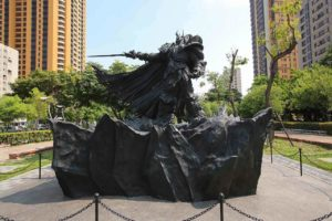 Blizzard Celebrates Its 25th Anniversary By Making A Giant Bronze Lich King Statue