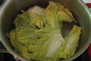 Cabbage Cure For Losing Weight