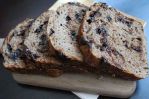 Chocolate Rye Bread