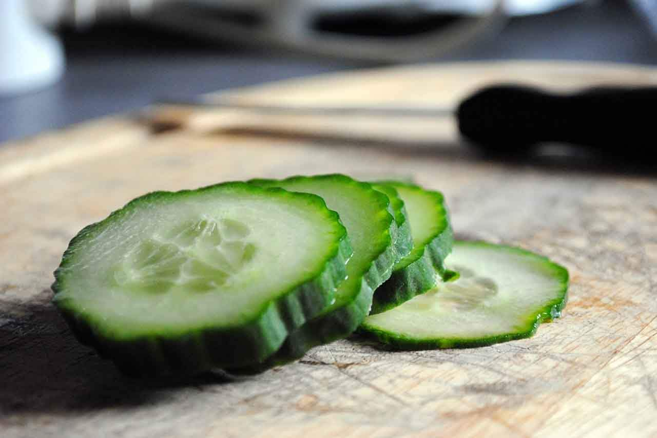 Cucumber Cure For Freckles