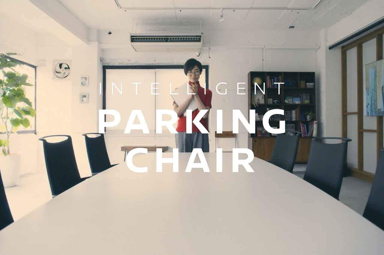 Intelligent Parking Chairs From Nissan