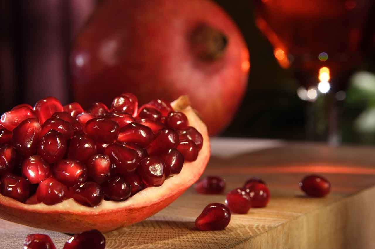 Pomegranate Cure For Cold And Flu
