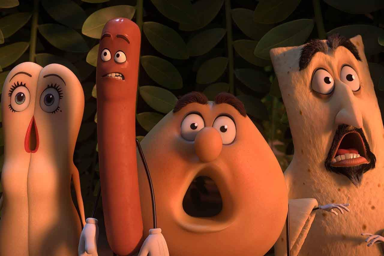 Watch 'Sausage Party' Red Band Trailer