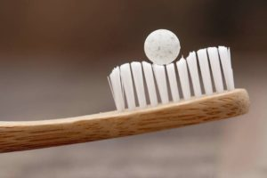 One Step Closer To Zero Waste: Tablet Toothpaste