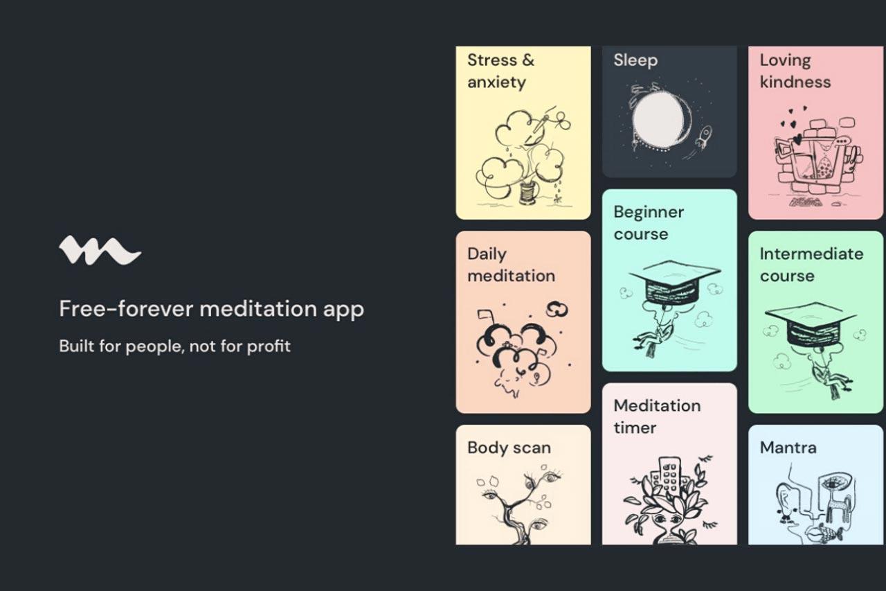Free Meditation App: Medito